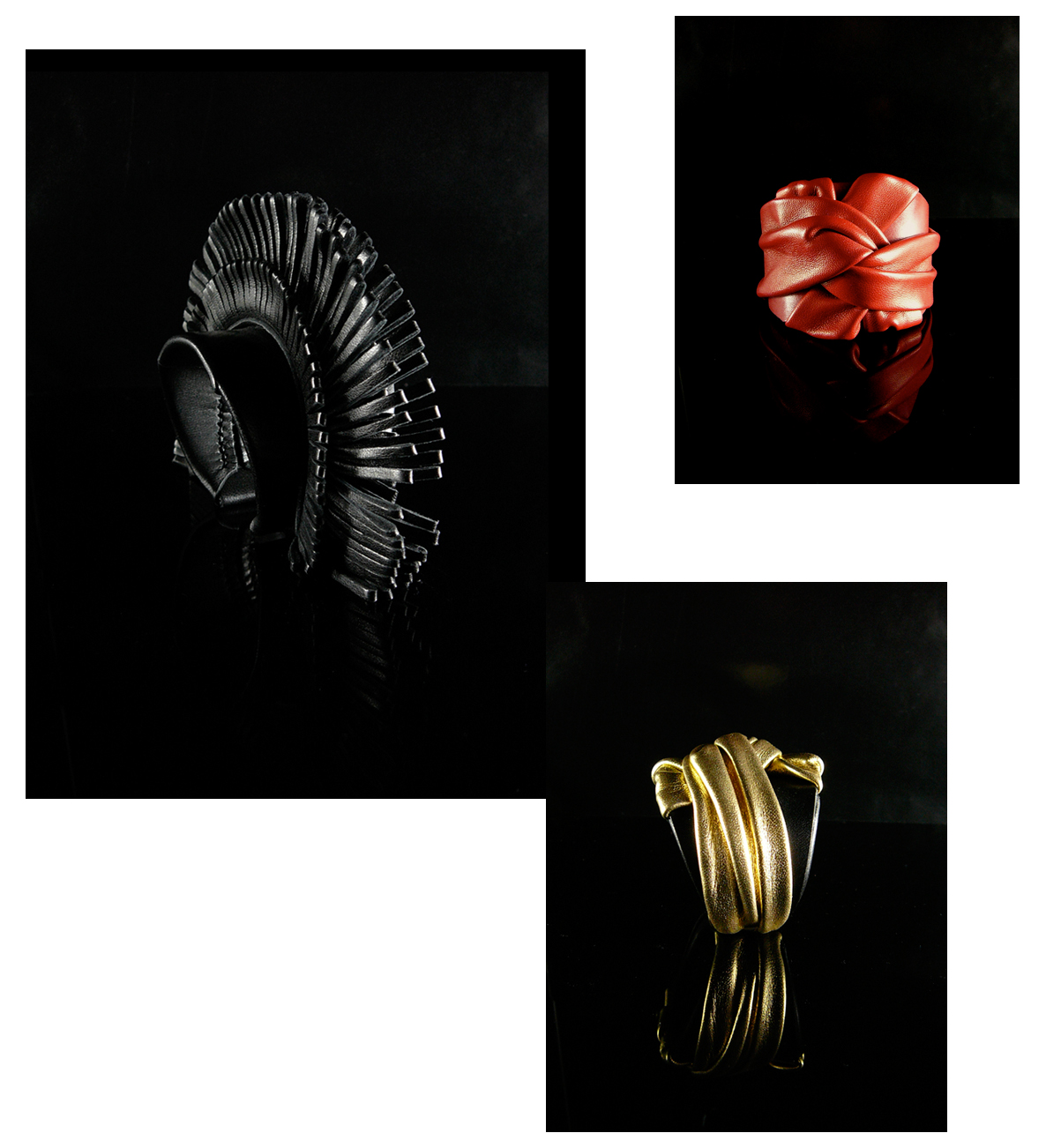 fabien ifires luxury leather fashion accessories jewelry