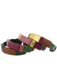 bracelets dans les couleurs hiver 2017 made in France