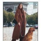 Collier et Laisse Fabien Ifirès dans le magazine de mode Grazia.