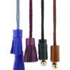 Les colliers de l'été imaginés par Fabien Ifirès dans de riches couleurs, trois designs, 100% made in France, les matières et la fabrication sont réalisées à Paris.